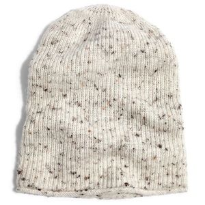 Madewell Donegal Kent Beanie in Coziest Yarn